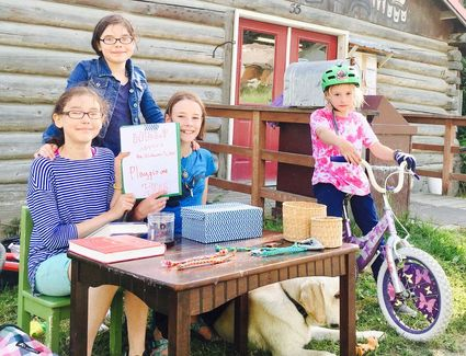 Klukwan Fundraises For Playground Chilkat Valley News