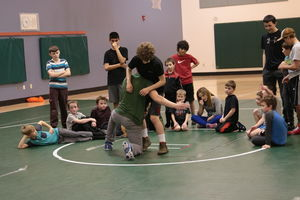 New after-school wrestling, boxing clubs popular with students